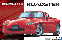 Mazdaspeed MX5 Roadster Spec A (1999) - Aoshima 61