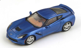 CHEVROLET CORVETTE C7 (2013) - BLUE