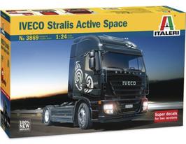 Iveco Stralis Active Space - Italeri 3869