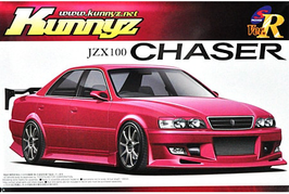 Toyota Chaser ZX100 (2012) - Aoshima 003701