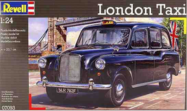 Austin FX4 London Taxi - Revell 07093