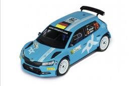 Skoda Fabia R5 EVO - M.Engel - Rally Monza (2020) 1/43