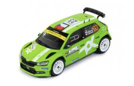 Skoda Fabia R5 EVO - J.Kopecky - Rally Monza (2020) 1/43