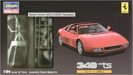 Ferrari 348ts (1989) - Hasegawa 20231