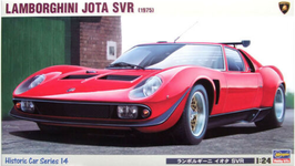 Lamborghini Jota SVR (1968) - Hasegawa HC-14