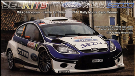 Ford Fiesta S2000 - Rally Montecarlo (2010) - Belkits 002