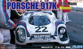 Porsche 917K 24h Le Mans 1971 - Martini - Fujimi RS-88