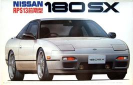 Nissan 180 SX (1989) - Fujimi 03445