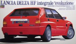 Lancia Delta HF Integrale Evoluzione (1991) - Hasegawa 24009