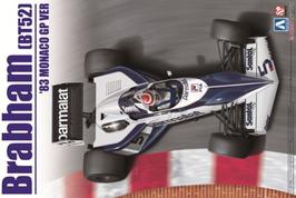 Brabham BT 52 - Formula 1  Monaco GP (1983) - Beemax B200003