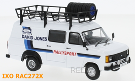 Ford Transit MKII - Rally Assistance David Jones - 1979 WRC