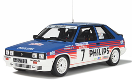 "RENAULT 11 TURBO GR.A PHILIPS ""TOUR DE CORSE 1986 - J.RAGNOTTI"" -- OTTOMOBILE cod. OT194"