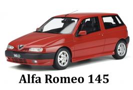 ALFA ROMEO 145 QUADRIFOGLIO - OTTOMOBILE 1/18