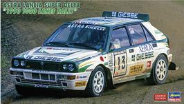 Lancia Delta HF Integrale Evoluzione - 1000 Lakes (1993) - Astra - Hasegawa 20507