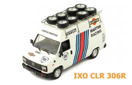 Fiat Ducato - Rally Assistenza Lancia Martini - 1984 WRC