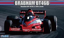 Brabham BT46B Swdish GP 1978 Lauda - Martini - Fujimi GP-12