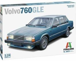 Volvo 760 GLE (1982) - Italeri 3623