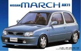 Nissan Micra March II (1989) - Fujimi 035468