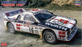 Lancia 037 Gr.B - Rally Costa Smeralda 1983 - Wurth - Hasegawa 20447