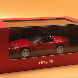 FERRARI 550 BARCHETTA (2000)