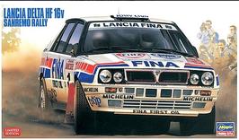 Lancia Delta HF Integrale - Sanremo 1990 - Fina - Hasegawa 20343