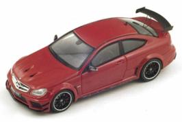 MERCEDES BENZ C63 AMG (2014) - RED