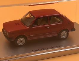 Fiat 127L 3P 2° Serie (1977) - Rosso