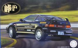 Honda CRX Si Cyber Sports (1989) - Fujimi 45924