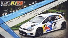 Volkswagen Polo R  WRC - VW Motorsport - WRC (2015) - Belkits BEL005