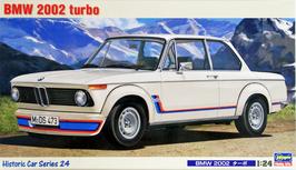 BMW 2002 Turbo (1973) - Hasegawa 21124