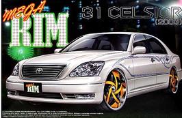 Toyota Celsior UFC 31 Mega Rim (2001) - Aoshima 052136