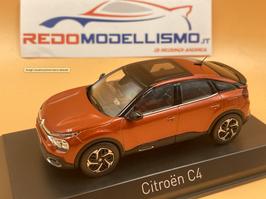 CITROEN C4 (2020) - Arancione