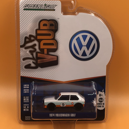 VOLKSWAGEN GOLF RACING '74 - GULF