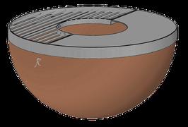 inkl. u-rost und u-teppanyaki