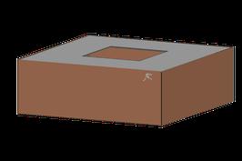 feuerwürfel cubo 100.40 *Ausstellungsmodel*