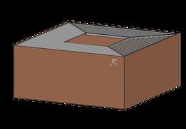 feuerwürfel cubo 100.60