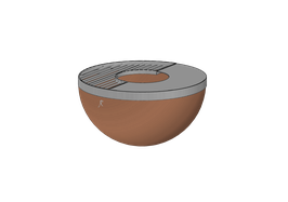 mit u-rost und u-teppanyaki