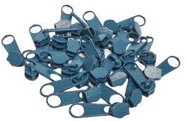 10 Zipper PETROL