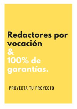 Redacción académica - TFM PRL + Presentación y Guión