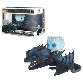 Night King & Viserion