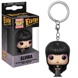 Llavero Funko Pop Elvira Mistress