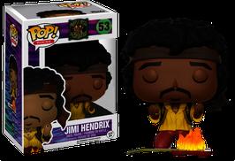 Jimi Hendrix Monterrey
