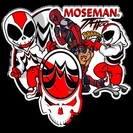 MOSEMAN Magneten Trio