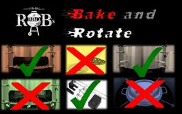 Bake and Rotate Komplettset