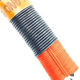 Halsband Schritt 2 - Farbe der Takelung -