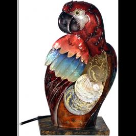 Lampe Papagei