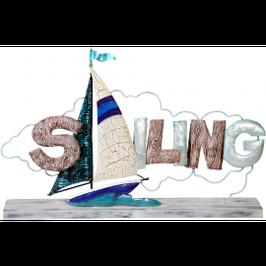 Dekofigur Sailing