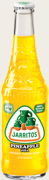 Jarritos Pineapple/Ananas 370ml