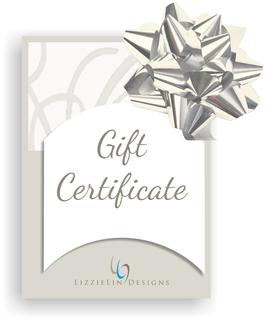 Gift certificate - Certificat cadeau
