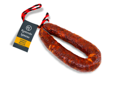 Chorizo Sarta Bellota. Ca. 200 gram.